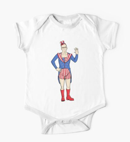 Patriotic Dean Kids Clothes