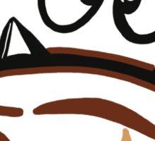 Goomba with Attitude Sticker