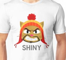Cheshire POP! - Shiny Unisex T-Shirt
