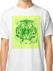 Tiger Face  Classic T-Shirt