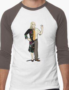 Dualidean Men's Baseball ¾ T-Shirt