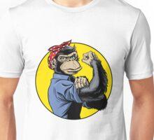 Chimp Power! Unisex T-Shirt