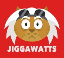 Cheshire POP! - Jiggawatts Kids Tee