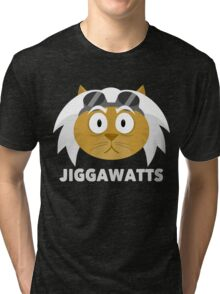 Cheshire POP! - Jiggawatts Tri-blend T-Shirt