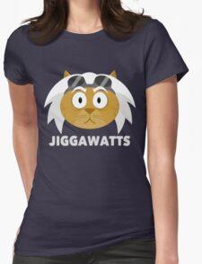 Cheshire POP! - Jiggawatts Womens Fitted T-Shirt