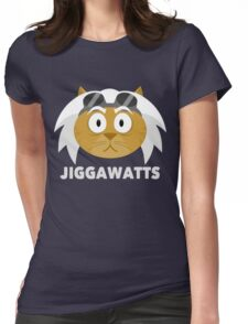 Cheshire POP! - Jiggawatts Womens Fitted T-Shirt