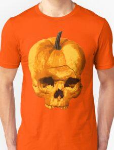 Pumpkin Skull T-Shirt