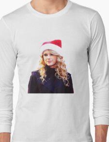 Merry Christmas Taylor Swift Long Sleeve T-Shirt