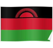 Malawi - Standard Poster