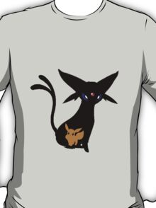 Evee to Espeon T-Shirt