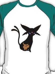 Evee to Espeon T-Shirt