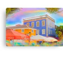Sintra colorized Canvas Print