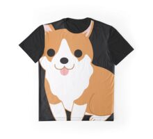 Corgi Graphic T-Shirt