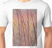 Dogwood - pencil Unisex T-Shirt