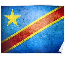 Democratic Republic of the Congo - Vintage Poster