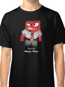 This is my happy face Classic T-Shirt