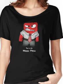 This is my happy face Women's Relaxed Fit T-Shirt