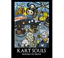 Kart Souls: Prepare to Drive Edition Photographic Print