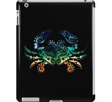 Inked Crab iPad Case/Skin