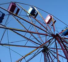 Ferris wheel by Asrais