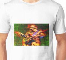 Santana's Shockwave Changes Unisex T-Shirt