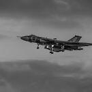 Vulcan XH558 Bomber by John Dunbar