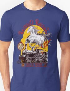 """Iron Horse"" RailRoad Revival Tour 2012 T-shirt T-Shirt"