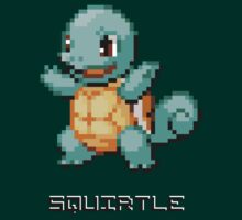 Pokemon: Squirtle by D4RK0