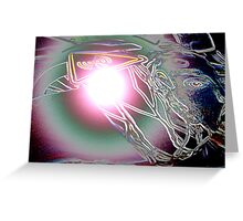 science fiction ? Greeting Card