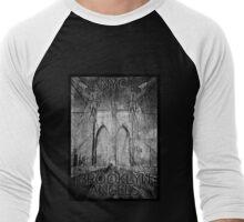 Brooklyn Angels Men's Baseball ¾ T-Shirt