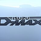 ISUZU Ute D-Max badge by Russell Voigt