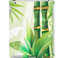 Bamboo Plants iPad Case/Skin
