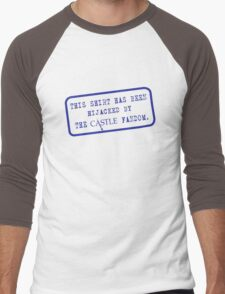 This Shirt Has Been Hijacked Men's Baseball ¾ T-Shirt