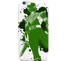 Green Ranger iPhone Case/Skin