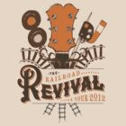 Railroad Revival Crest by plasticflame