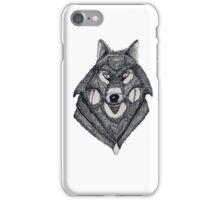 Wolf Portrait iPhone Case/Skin