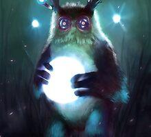 Dream Owl by Monkey-Brush