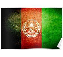 Afghanistan - Vintage Poster
