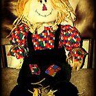 Mr. Scarecrow © by Dawn M. Becker
