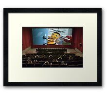Bee Movie Framed Print