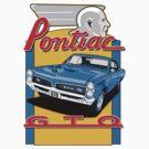 Pontiac GTO by Steve Harvey