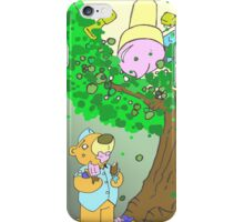 Ice Cream Bear Truck Troubles iPhone Case/Skin