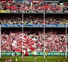 Sydney Swans Win the Grand Final! by Luke Donegan
