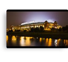 The Rangers Ballpark at Arlington, Texas.  Canvas Print