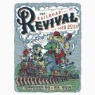 Rairoad Revival Tour Contest by MudgeStudios