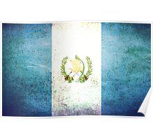 Guatemala - Vintage Poster