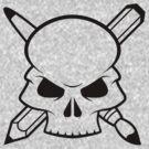 Dead Artist by ChunkyDesign