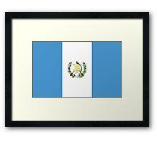 Guatemala - Standard Framed Print