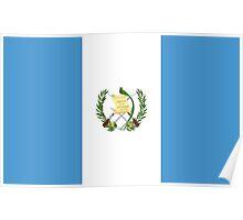 Guatemala - Standard Poster