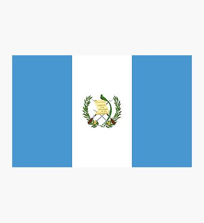Guatemala - Standard Photographic Print